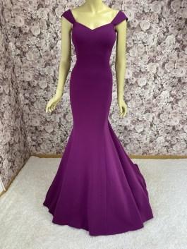 Meerjungfrauenkleid-Abendkleid-Festliches Kleid