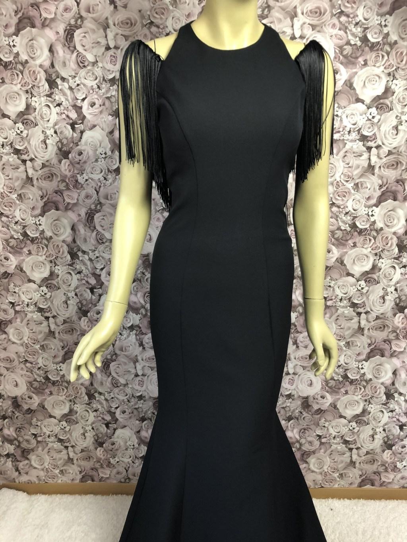 Meerjungfrauenkleid/Abendkleid schwarz