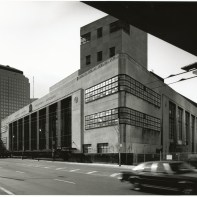 Toronto's Postal Delivery Building - replaced by the Air Canada Centre Hockey Arena