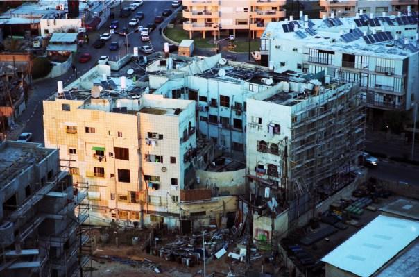 Bat Yam, near Tel Aviv, 2002