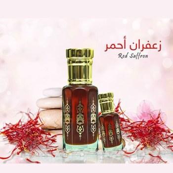 RED SAFRON - زعفران احمر 12 ملي من عبد الصمد القرشي