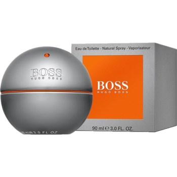 boss in motion - إن موشن من هوجو بوس للرجال - أو دي تواليت - 90مل