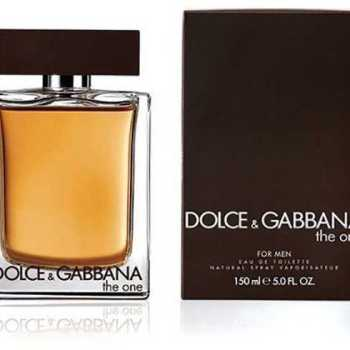 dolce gabana the one - عطر ذا ون من دولسي اند غابانا للرجال - او دي تواليت - 150 مل