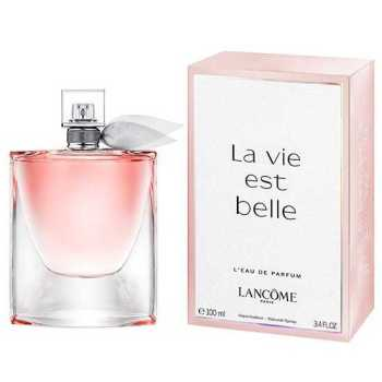 la vie est belle 100ml - لا في اي بيل من لانكوم للنساء - او دي برفيوم - 100مل