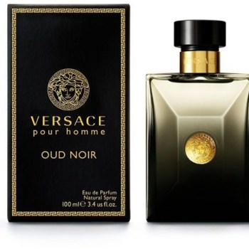 versace pour homme oud noir - فيرزاتشي بور أوم عود نوار - للرجال - أو دي برفيوم - 100 مل
