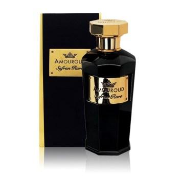 golden scent perfume amouroud perfumes safran rare for unisex eau de perfum 2 - امورعود سافران رير للجنسين - او دي بارفيوم - 100مل