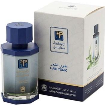 hair oil hair tonic - زيت جدايل مقوي الشعر من عبد الصمد القرشي - 130مل