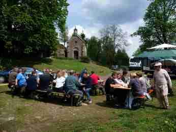 Un repas offert par le Lions Club clôtura cette belle journée.
