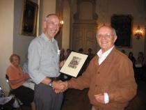 M. le curé de Bregenz avec Jean Coste