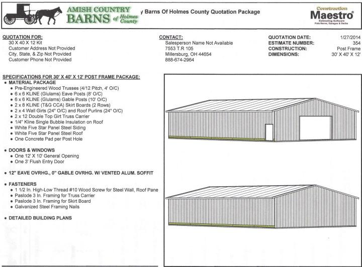 Home Depot Pole Barn Packages Joy Studio Design Gallery