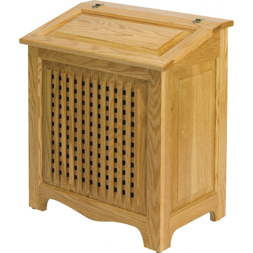 Clothes Hamper Amish Crafted Furniture