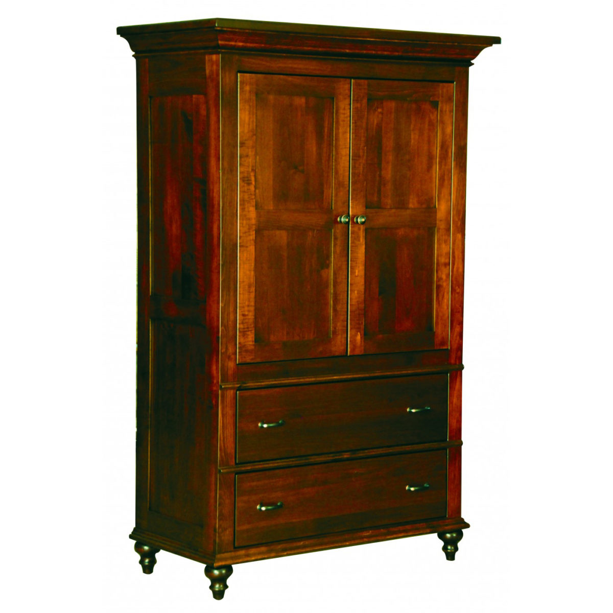 Legacy Bedroom Armoire Amish Crafted Furniture