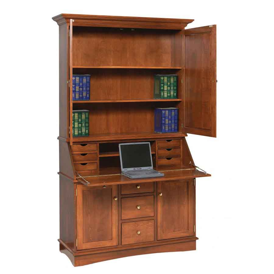 Grand Secretary Desk Amish Crafted Furniture