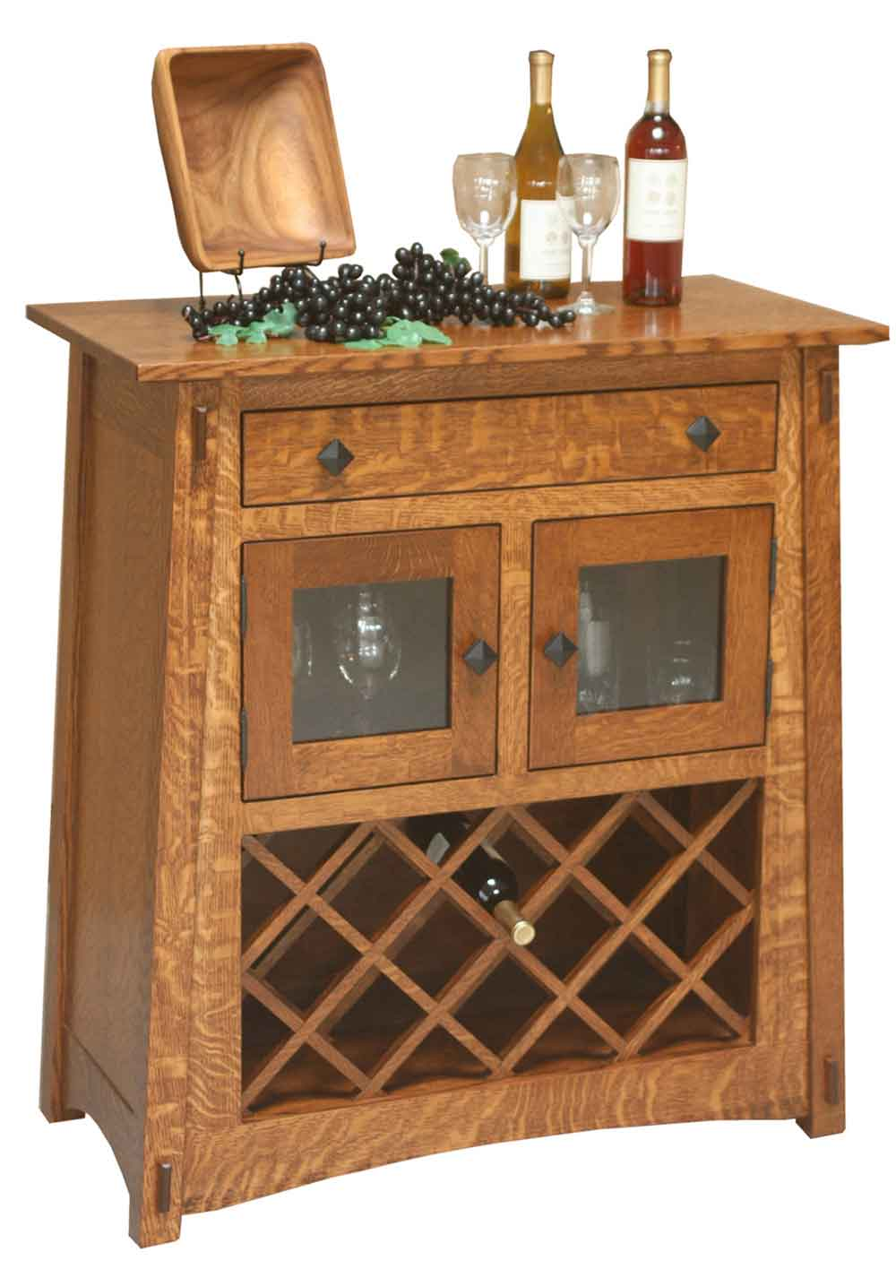 Amish Made Wine Racks
