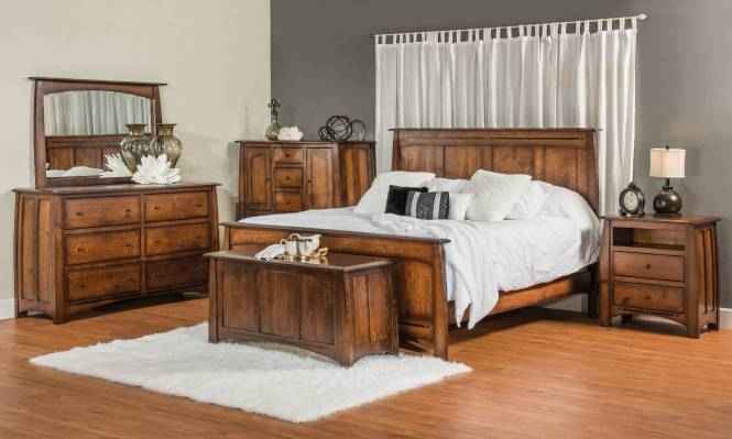 All Bedroom Styles And Full Sets Amish Furniture Gallery In Lockport Il