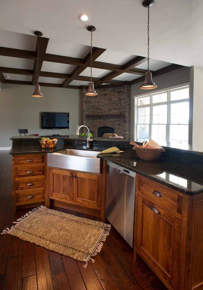 Custom Kitchen Cabinets Made In The Usa Solid Wood