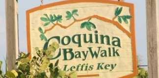 Coquina BayWalk at Leffis Key