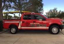 WMFR marine truck