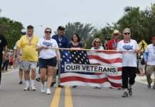 Anna Maria Veterans Day parade