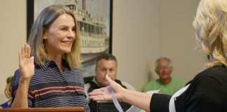 Commissioner Amy Tripp