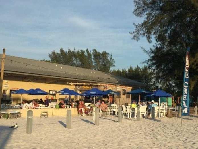 holmes beach manatee concession