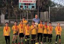 Center soccer champions