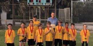 Center soccer champions