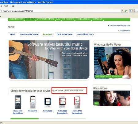 Nokia Website Download Ringtones