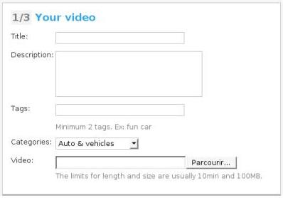 How to Upload Video Clips for Free to Multiple Video Sites?