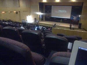 ISB Hall TedxHitechCity