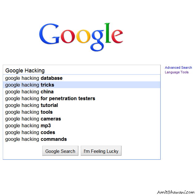 How to HACK using Google?