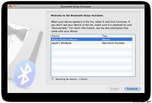 Bluetooth Setup Assistant