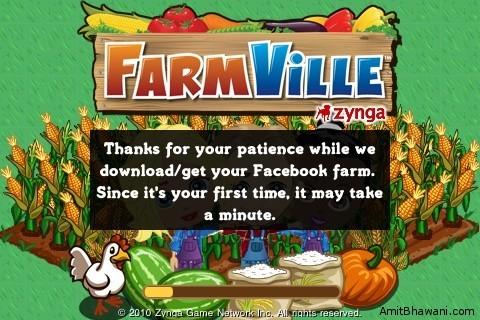 Play Farmville Game on iPhone & iPad – Free App