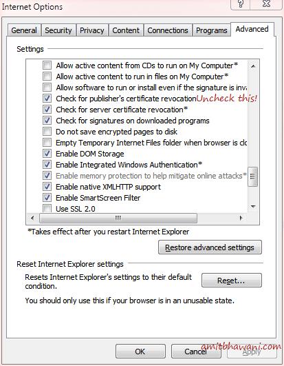 How to Fix Website Security Certificate Error