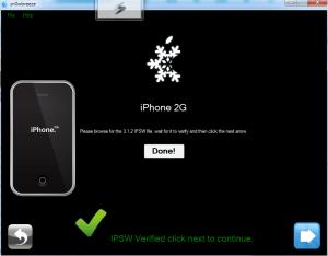 iPhone 2G ipsw Verified