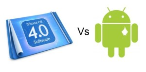 Apple ios4 Vs Android OS