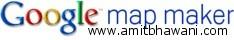 Google Map Maker Logo