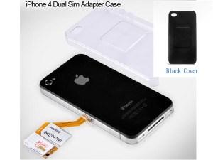 Iphone4 Dual SIM Adapter