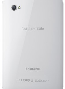 samsung galaxy tab back