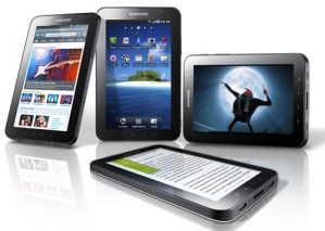 Apple iPad vs Samsung Galaxy Tab – The Specifications