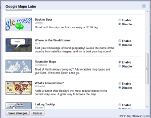 Rotate Maps in Google Street view or Satellite Images
