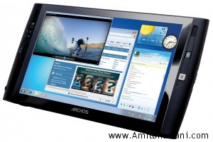 Archos 9 PC Tablet Review