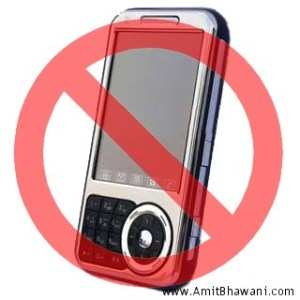 Chinese Mobile Phone Handsets Illegal in India