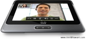Cisco Cius Android Business Tablet with HD Video Streaming