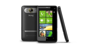 HTC HD7 Windows 7 Phone Hands-On Review, Unboxing & Features