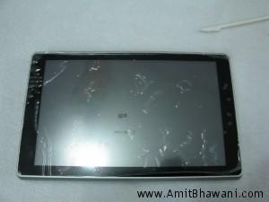 Infibeam Phi: Windows CE Tablet Unboxing Photos & Video