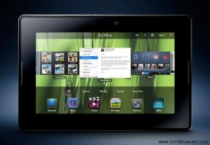 Blackberry PlayBook Touch Screen Tablet Review