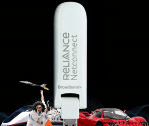 Reliance Netconnect Prepaid Plans & Tariff