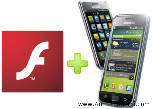 Enable Flash on Samsung Galaxy S Android Phone