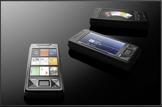 Sony Ericsson XPERIA X1 Full keyboard Mobile Phone